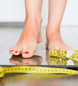 Sottopeso e disturbi alimentari