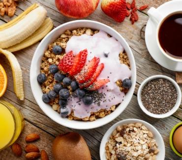 Dieta e colazione: cosa mangiare